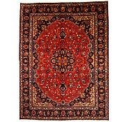 Link to 9' 11 x 12' 10 Mashad Persian Rug