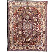 Link to 9' 9 x 12' 4 Kashmar Persian Rug