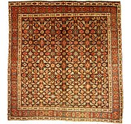 Link to 10' 8 x 11' Mahal Persian Square Rug