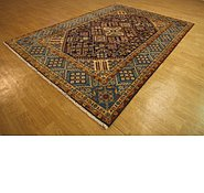 Link to 7' 11 x 11' 6 Isfahan Persian Rug