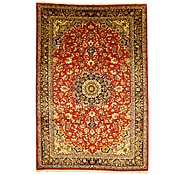 Link to 7' 8 x 11' 4 Isfahan Persian Rug