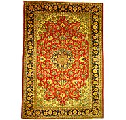 Link to 8' 10 x 12' 8 Isfahan Persian Rug