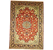 Link to 8' 8 x 12' 3 Isfahan Persian Rug