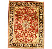 Link to 8' 8 x 11' 4 Isfahan Persian Rug