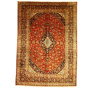 Link to 8' 1 x 11' 3 Kashan Persian Rug