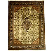 Link to 8' 1 x 10' 8 Tabriz Persian Rug