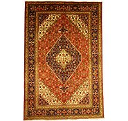 Link to 6' 8 x 10' Tabriz Persian Rug