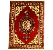 Link to 7' 9 x 10' 8 Tabriz Persian Rug