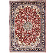 Link to 8' 9 x 12' 2 Isfahan Persian Rug