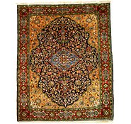 Link to 9' 10 x 11' 11 Kashmar Persian Rug