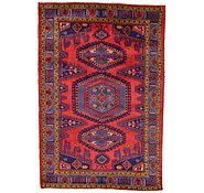 Link to 6' 9 x 9' 11 Viss Persian Rug