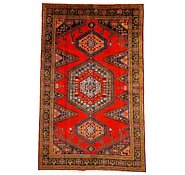 Link to 6' 9 x 10' 8 Viss Persian Rug