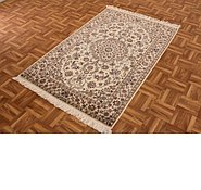 Link to 3' 3 x 5' 2 Nain Persian Rug