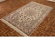 Link to 4' 3 x 6' 5 Nain Persian Rug