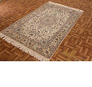 Link to 4' 2 x 6' 7 Nain Persian Rug