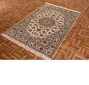 Link to 3' 11 x 5' 8 Nain Persian Rug