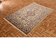 Link to 4' 3 x 6' 8 Nain Persian Rug