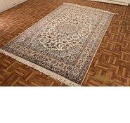 Link to 4' 11 x 7' 10 Nain Persian Rug