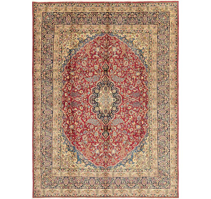 8' 9 x 12' Kerman Persian Rug