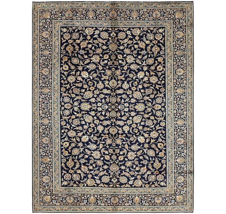 10' x 13' 3 Kashan Persian Rug