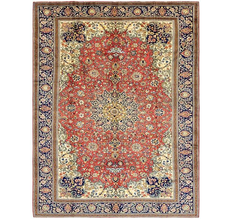 282cm x 365cm Qom Persian Rug