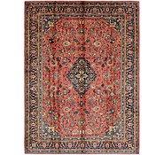Link to 9' 5 x 12' 9 Sarough Persian Rug