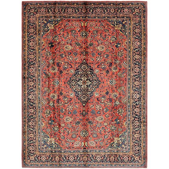 9' 5 x 12' 9 Sarough Persian Rug