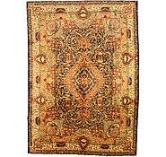 Link to 9' 7 x 13' 3 Kashmar Persian Rug