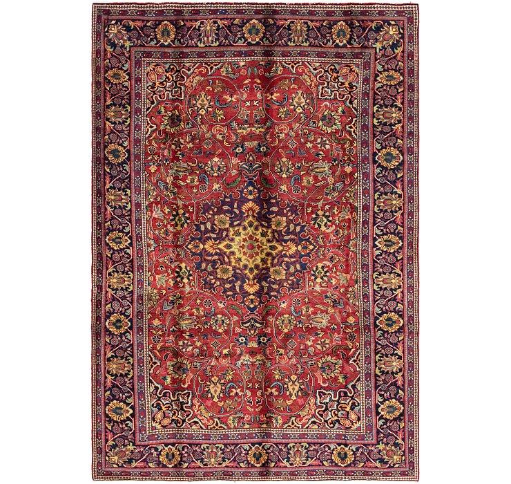 6' 9 x 9' 10 Farahan Persian Rug