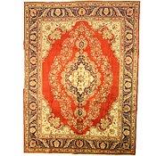 Link to 9' 7 x 12' 9 Tabriz Persian Rug