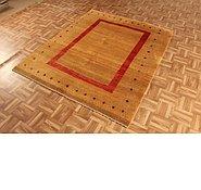 Link to 4' 11 x 6' Kashkuli Gabbeh Persian Rug