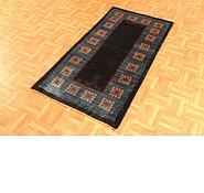 Link to 2' 7 x 5' 1 Kashkuli Gabbeh Persian Rug