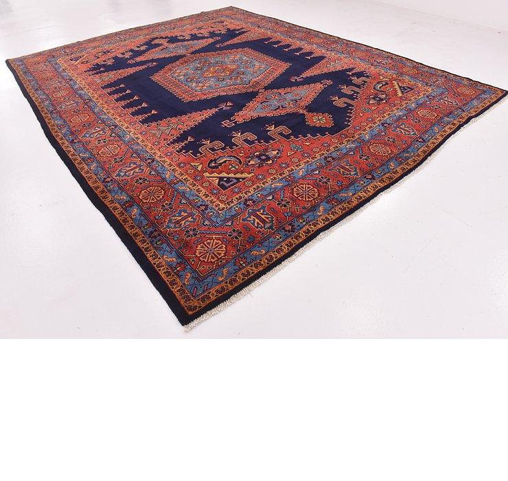 10' 5 x 13' 4 Viss Persian Rug