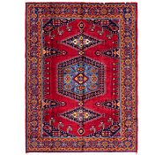 Link to 7' 7 x 10' Viss Persian Rug