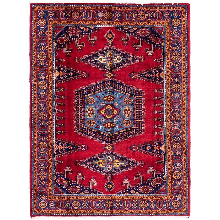7' 7 x 10' Viss Persian Rug