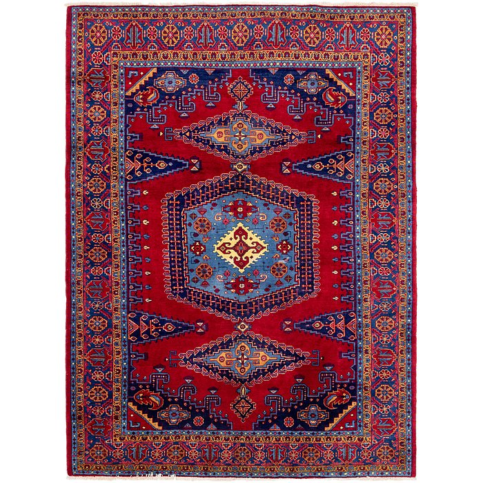 7' 10 x 10' 10 Viss Persian Rug