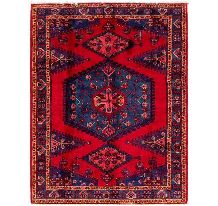 7' 6 x 10' 2 Viss Persian Rug