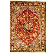 Link to 7' 7 x 10' 6 Golpayegan Persian Rug