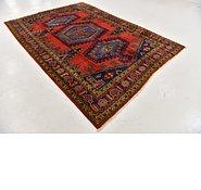 Link to 7' 1 x 10' 1 Viss Persian Rug