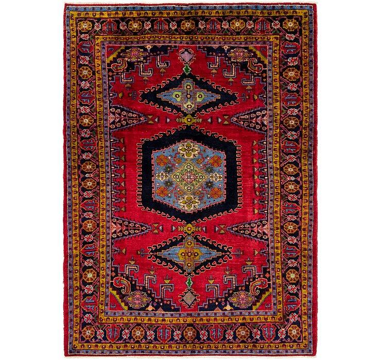 7' 6 x 10' 3 Viss Persian Rug