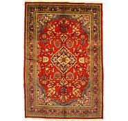 Link to 7' 6 x 11' Golpayegan Persian Rug
