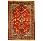Link to 230cm x 335cm Golpayegan Persian Rug