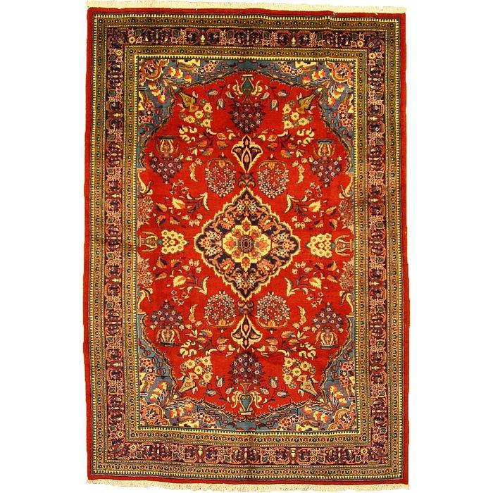 7' 6 x 11' Golpayegan Persian Rug