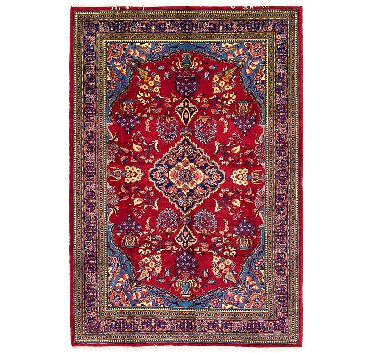 230cm x 335cm Golpayegan Persian Rug