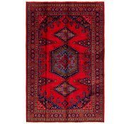 Link to 7' x 11' Viss Persian Rug