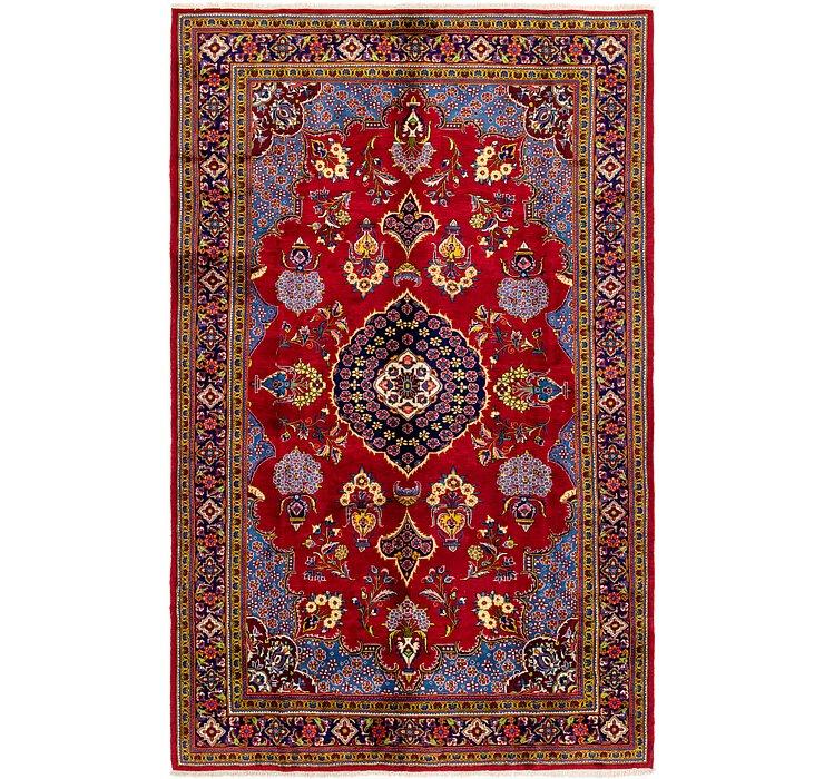 7' 6 x 12' 3 Golpayegan Persian Rug