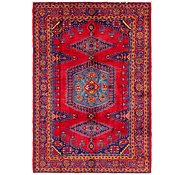 Link to 7' 9 x 11' 4 Viss Persian Rug