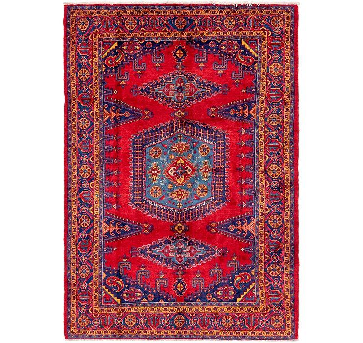 7' 9 x 11' 4 Viss Persian Rug