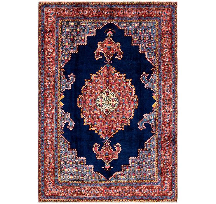 7' 7 x 11' Viss Persian Rug