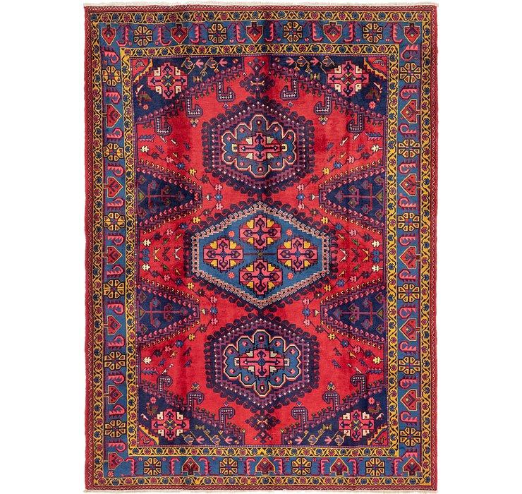 7' 2 x 10' Viss Persian Rug